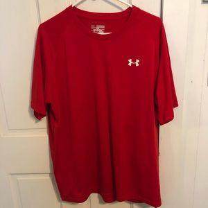 Under Armour men's heat gear T-shirt